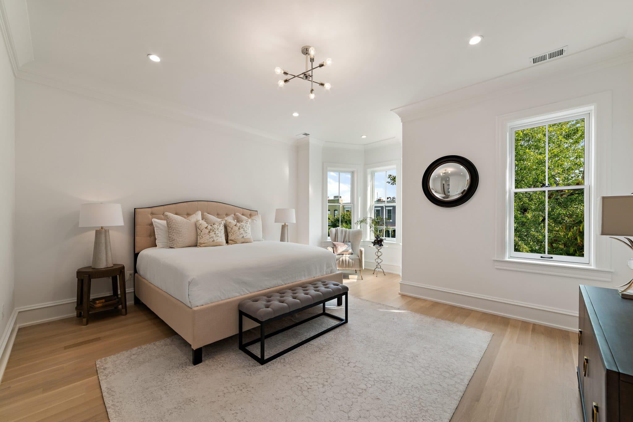 Victorian Bayfront Bedroom